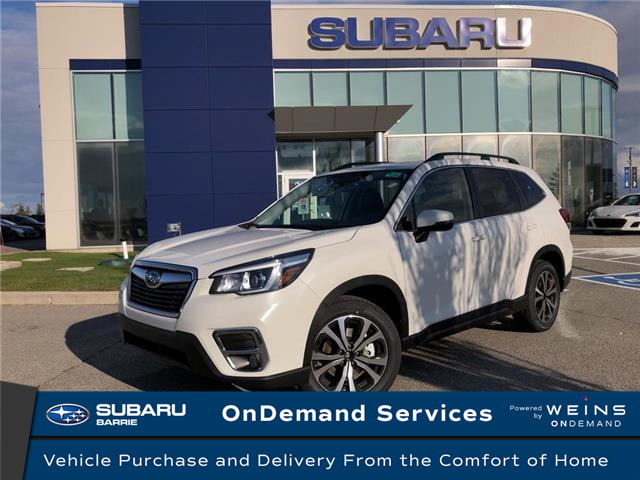2020 Subaru Forester Limited (Stk: 20SB053) in Innisfil - Image 1 of 14