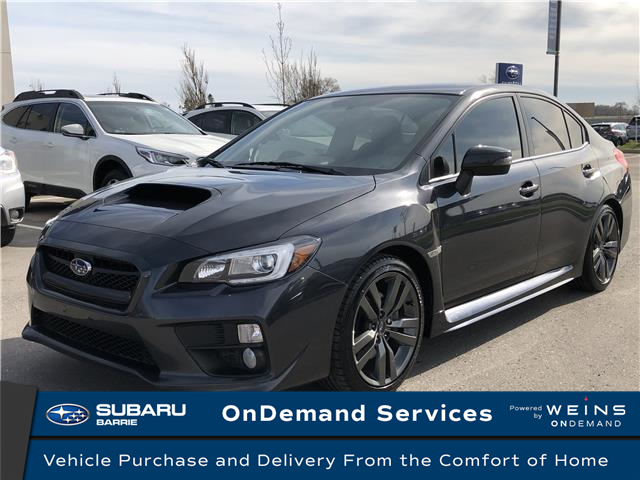 2017 Subaru WRX Sport-tech (Stk: 20SB477A) in Innisfil - Image 1 of 18
