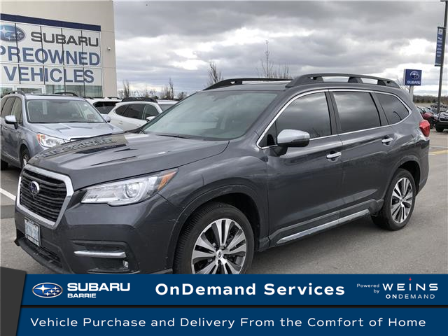 2020 Subaru Ascent Premier (Stk: 20SB016) in Innisfil - Image 1 of 5