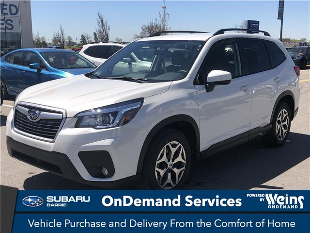 2020 Subaru Forester Convenience (Stk: SUB1643R) in Innisfil - Image 1 of 9