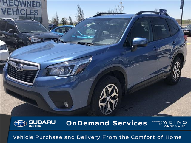 2020 Subaru Forester Convenience (Stk: SUB1644R) in Innisfil - Image 1 of 8