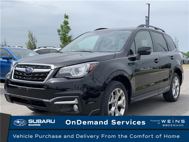 2017 Subaru Forester 2.5i Limited (Stk: 20SB306A) in Innisfil - Image 1 of 12