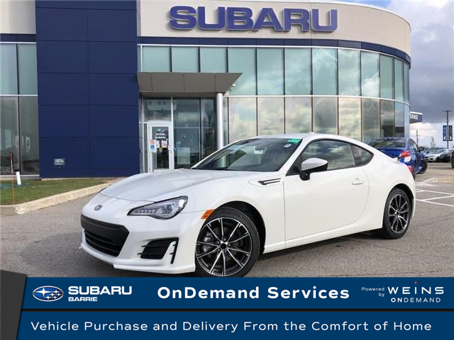2020 Subaru BRZ Base (Stk: 20SB077) in Innisfil - Image 1 of 15