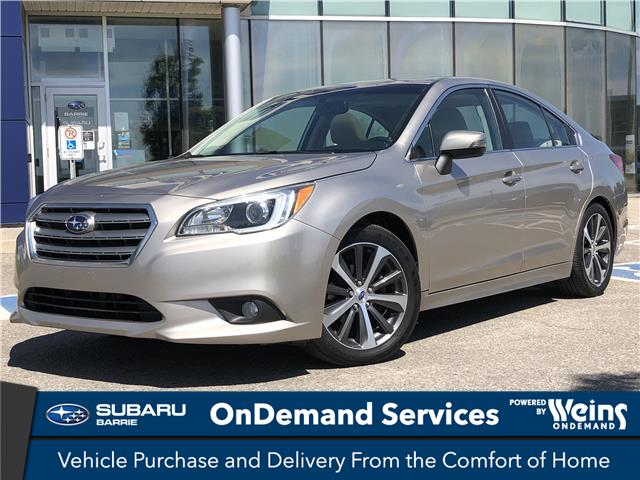 2015 Subaru Legacy 2.5i Limited Package (Stk: 20SB486A) in Innisfil - Image 1 of 20