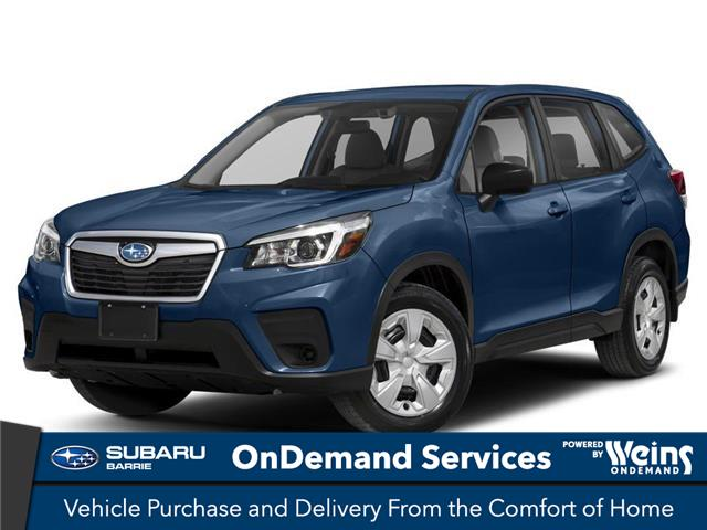 2020 Subaru Forester Convenience (Stk: 20SB441) in Innisfil - Image 1 of 9
