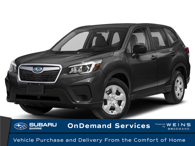 2020 Subaru Forester Convenience (Stk: 20SB501) in Innisfil - Image 1 of 9