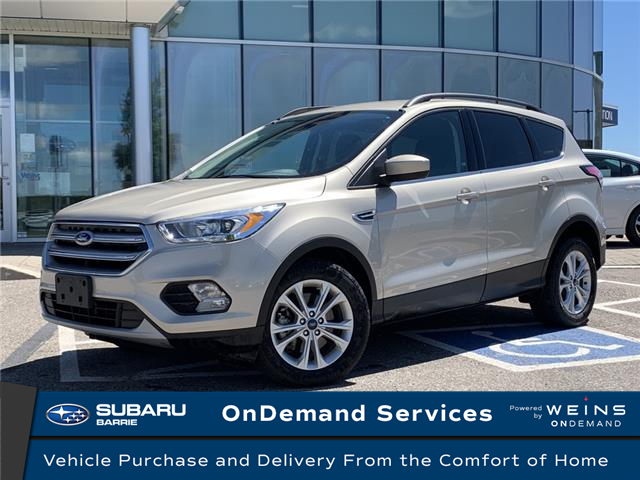2017 Ford Escape SE (Stk: 20SB255A) in Innisfil - Image 1 of 19