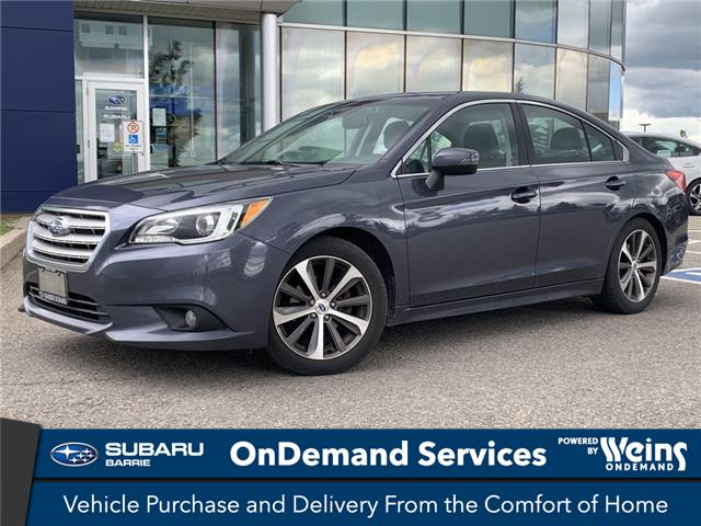2016 Subaru Legacy 2.5i Limited Package (Stk: SUB1672) in Innisfil - Image 1 of 20