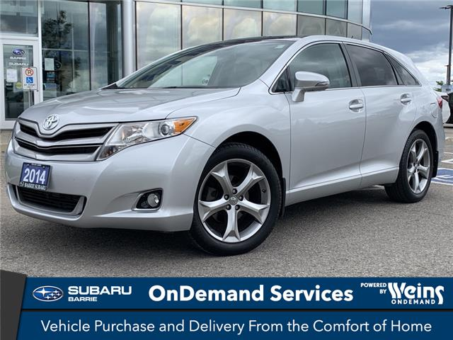 2014 Toyota Venza Base V6 (Stk: 20SB438A) in Innisfil - Image 1 of 20