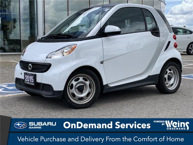 2015 Smart Fortwo Pure (Stk: 20SB359A) in Innisfil - Image 1 of 13