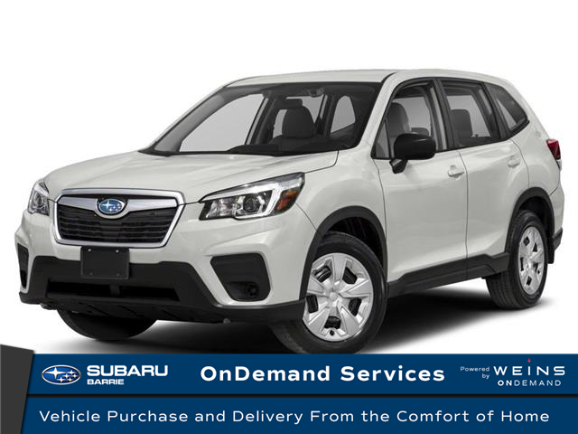 2020 Subaru Forester Touring (Stk: 20SB524) in Innisfil - Image 1 of 9
