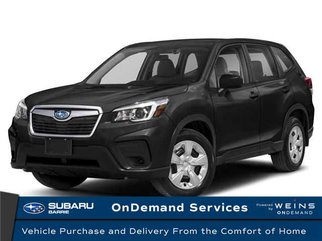 2020 Subaru Forester Touring (Stk: 20SB525) in Innisfil - Image 1 of 9