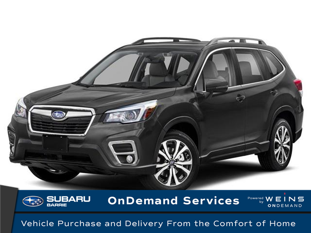 2020 Subaru Forester Limited (Stk: 20SB531) in Innisfil - Image 1 of 9