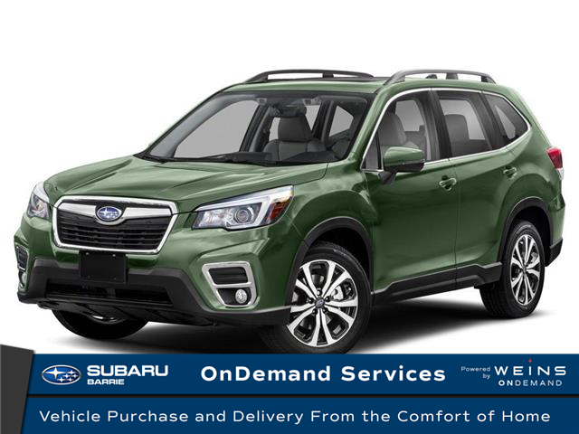 2020 Subaru Forester Limited (Stk: 20SB523) in Innisfil - Image 1 of 9