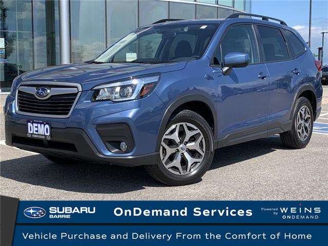 2020 Subaru Forester Convenience (Stk: 20SB041) in Innisfil - Image 1 of 21
