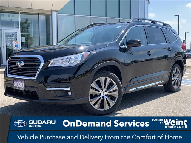 2020 Subaru Ascent Limited (Stk: SUB1684R) in Innisfil - Image 1 of 21