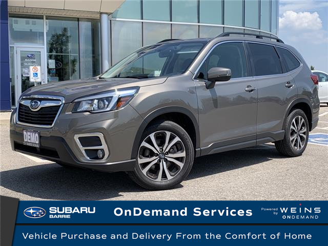 2020 Subaru Forester Limited (Stk: 20SB045) in Innisfil - Image 1 of 8