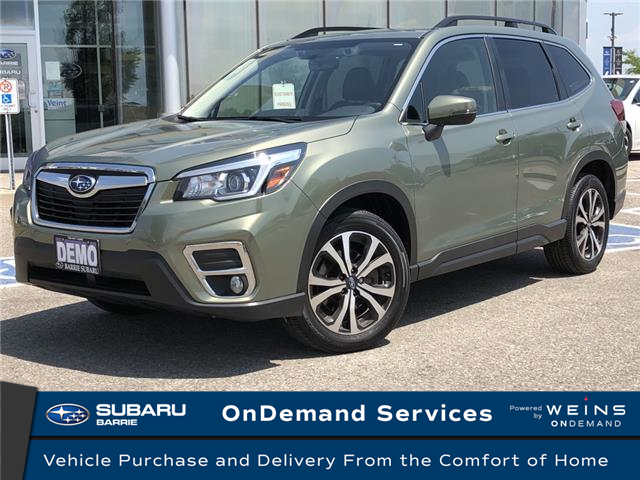 2020 Subaru Forester Limited (Stk: 20SB044) in Innisfil - Image 1 of 16