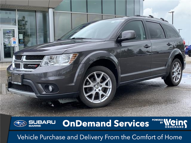 2016 Dodge Journey SXT/Limited (Stk: 20SB125A) in Innisfil - Image 1 of 8