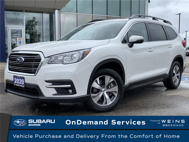 2020 Subaru Ascent Touring (Stk: SUB1681R) in Innisfil - Image 1 of 23