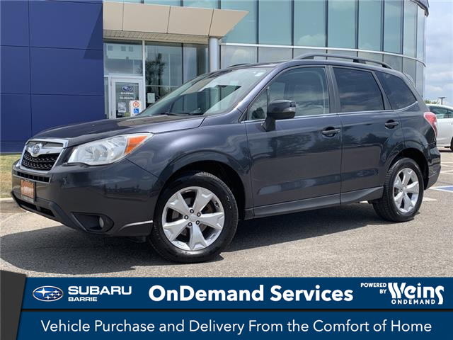 2014 Subaru Forester 2.5i Limited Package (Stk: 20SB217A) in Innisfil - Image 1 of 22