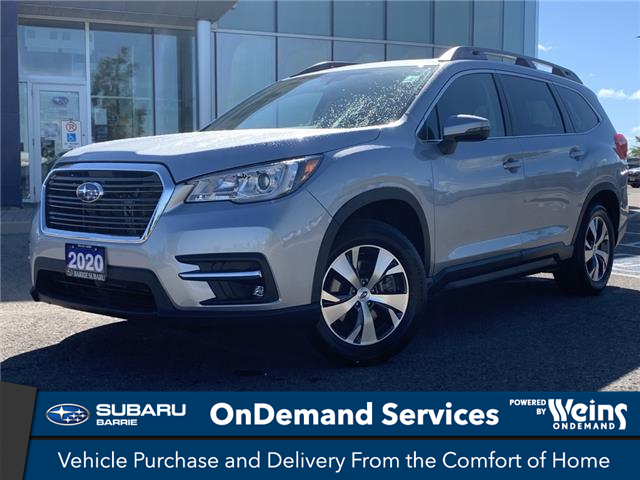 2020 Subaru Ascent Touring (Stk: SUB1686R) in Innisfil - Image 1 of 22
