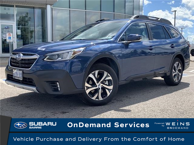 2020 Subaru Outback Limited (Stk: 20SB361) in Innisfil - Image 1 of 17