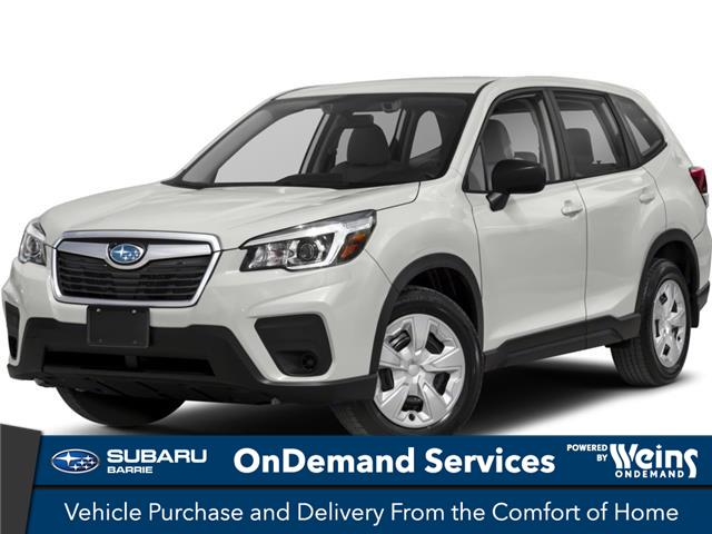 2020 Subaru Forester Convenience (Stk: 20SB272) in Innisfil - Image 1 of 8