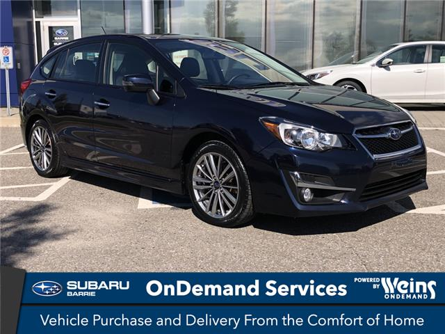 2016 Subaru Impreza 2.0i Limited Package (Stk: 20SB414A) in Innisfil - Image 1 of 16