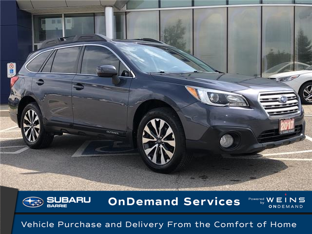2017 Subaru Outback 2.5i Limited (Stk: 20SB036A) in Innisfil - Image 1 of 22
