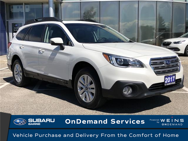 2017 Subaru Outback 2.5i Touring (Stk: 20SB560A) in Innisfil - Image 1 of 18