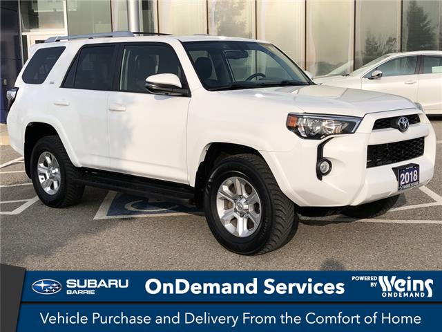 2018 Toyota 4Runner SR5 (Stk: 20SB004A) in Innisfil - Image 1 of 21