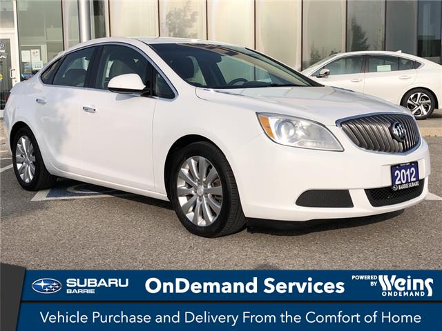 2012 Buick Verano Base (Stk: 20SB567A) in Innisfil - Image 1 of 16