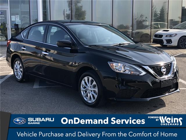 2019 Nissan Sentra 1.8 SV (Stk: 20SB286A) in Innisfil - Image 1 of 16