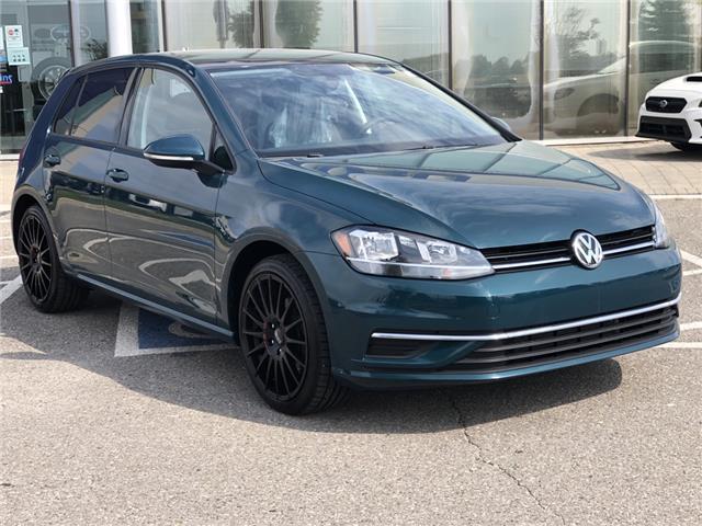 2018 Volkswagen Golf 1.8 TSI Trendline (Stk: 21SB011A) in Innisfil - Image 1 of 16