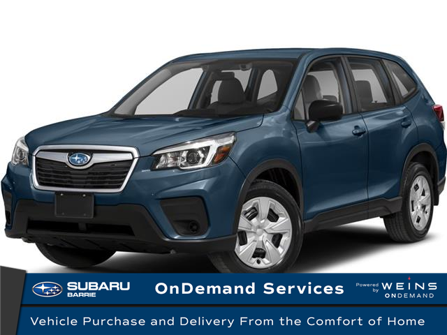 2020 Subaru Forester Convenience (Stk: 20SB424) in Innisfil - Image 1 of 9