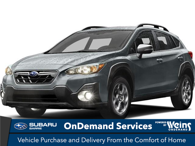 2021 Subaru Crosstrek Convenience (Stk: 21SB008) in Innisfil - Image 1 of 3