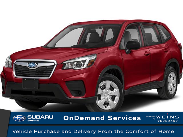 2020 Subaru Forester Convenience (Stk: 20SB436) in Innisfil - Image 1 of 9