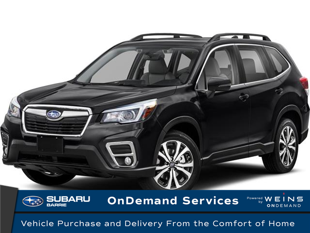 2020 Subaru Forester Limited (Stk: 20SB530) in Innisfil - Image 1 of 9