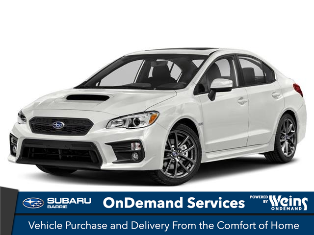 2020 Subaru WRX Sport-tech RS (Stk: 20SB719) in Innisfil - Image 1 of 9