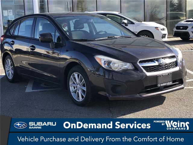 2012 Subaru Impreza 2.0i Touring Package (Stk: 20SB644A) in Innisfil - Image 1 of 14