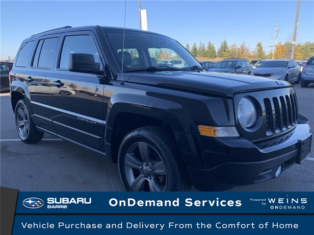 2014 Jeep Patriot Sport/North (Stk: 20SB615A) in Innisfil - Image 1 of 9