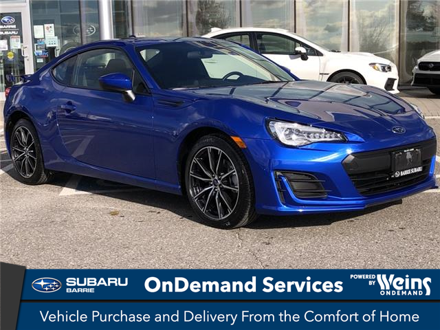 2020 Subaru BRZ Base (Stk: 20SB716X) in Innisfil - Image 1 of 17