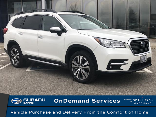 2021 Subaru Ascent Premier w/Black Leather (Stk: 21SB047) in Innisfil - Image 1 of 20