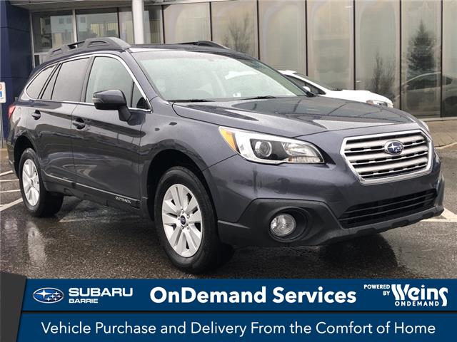 2017 Subaru Outback 2.5i Touring (Stk: 20SB598A) in Innisfil - Image 1 of 15