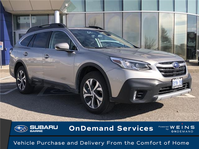 2020 Subaru Outback Limited (Stk: 20SB413) in Innisfil - Image 1 of 9