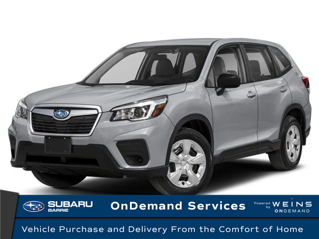 2021 Subaru Forester Base (Stk: 21SB083) in Innisfil - Image 1 of 9
