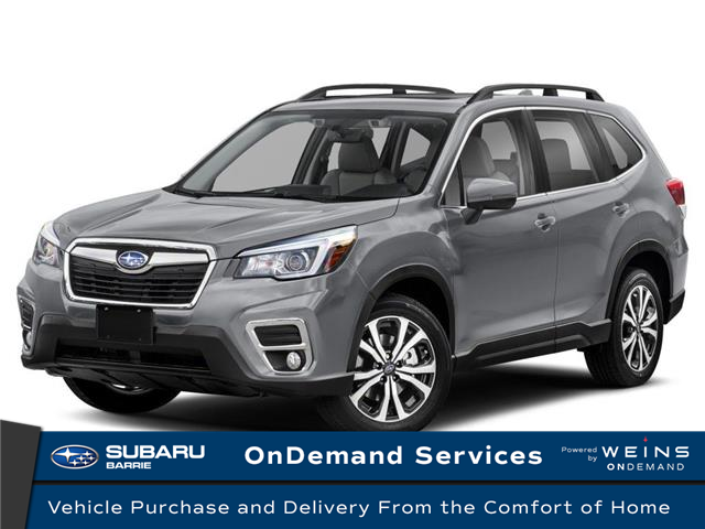 2021 Subaru Forester Limited (Stk: 21SB085) in Innisfil - Image 1 of 9