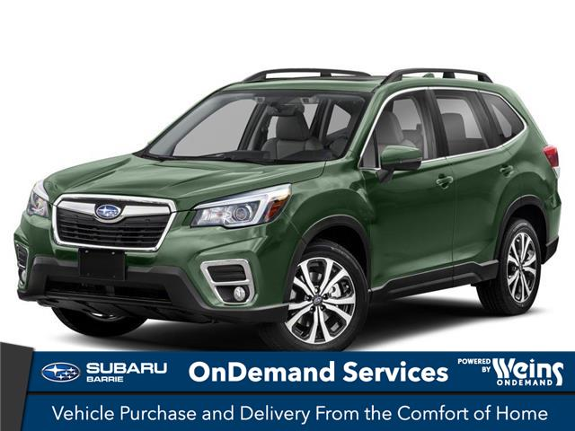 2021 Subaru Forester Limited (Stk: 21SB091) in Innisfil - Image 1 of 9