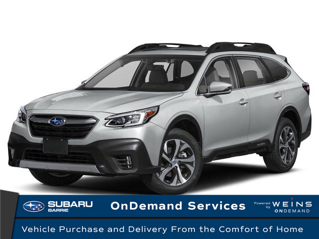 2021 Subaru Outback Limited (Stk: 21SB100) in Innisfil - Image 1 of 9